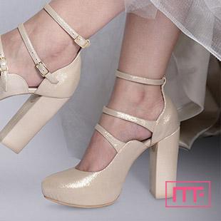 Ver catálogo de zapatos para novia